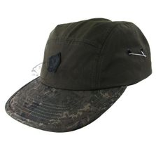 Nash Bait Šiltovka ZT 5 Panel Cap Green