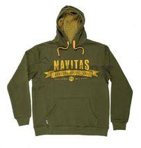 Navitas Mikina Outfitters Hoody - zelená veľ.L