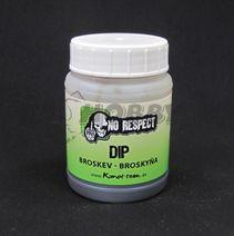 No Respect Dip Fish Liver Broskev 125ml