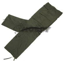 Nohavice zateplené BDU-RTX, oliv veľ.XXL