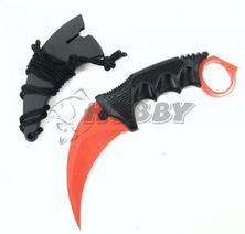 Nôž karambit model F173 Farba červená