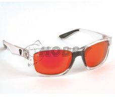 Polarizačné okuliare FOX Rage Sunglasses trans / Mirror Red fiinish / grey l