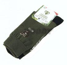 Ponožky KOS FASHION Tenké Bal.2 páry č.43/44