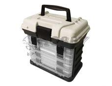 Prepravný box Delphin MB-01 + 4ks krabíc B03 280x180x270mm