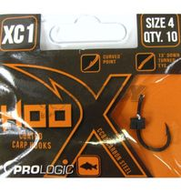 Prologic Háčiky Hoox XC1 veľ.4/10ks