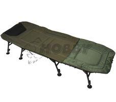 Prologic Lehátko Cruzade 8 Leg Flat Bedchair (75x200cm)