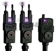 Prologic Sada hlásičov SMX Alarms Custom Black WTS Purple Edition 3+1