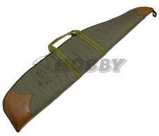 Púzdro na dlhú zbraň s koženkou 132cm