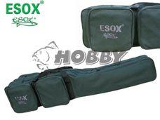 Púzdro Na Prúty Esox 2014 dvojkomorové 120cm
