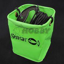 Sensas Green Bucket With Cord (02467)