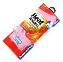 Thermo ponožky Heat Holders ružové veľ.37-42