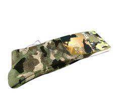 TIF Ponožky maskáčové Army woodland veľ.39-42/1 pár