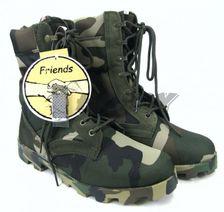 Topánky MC-139 Camo veľ.8