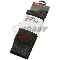 Trakker Ponožky - Winter Merino Socks veľ.10-12