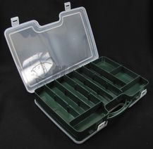 Veka obojstranný kufrík H308 - Zelená