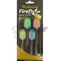 Wychwood sada Firefly Baiting Needle Set (4ks)