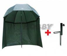 Zfish Umbrella WTS 2,5m + Umbrella Holder FREE!