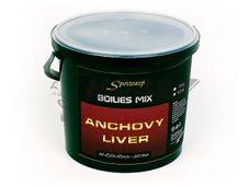 Zmes Boilies Mix Anchovy - Liver Sportcarp 3 KG - 10 KG