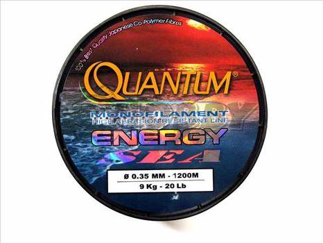 Quantum Silon Energy Sea 0,35mm 1200m