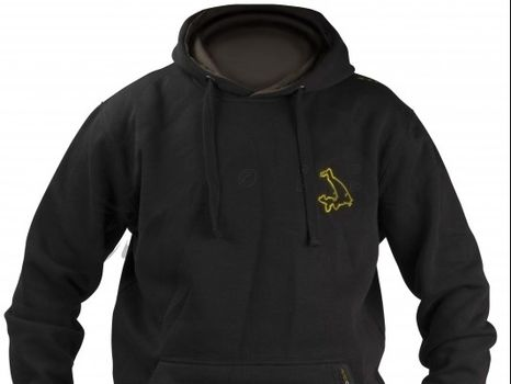 Avid Carp Black Hoodie XXL