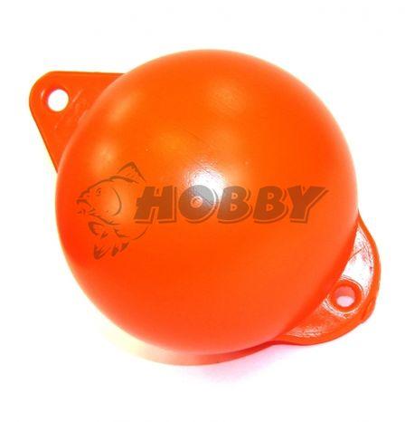 Bójka Tvrdý Plast Oranžová VEKA 15cm