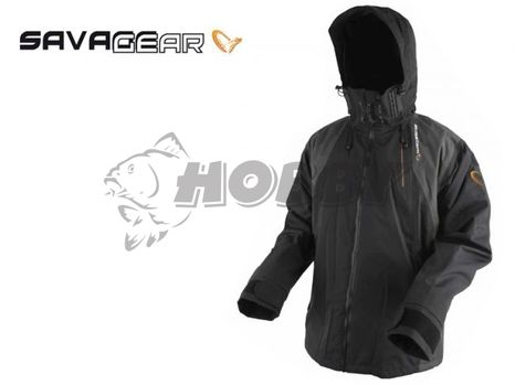 Bunda Savage Gear Black Jacket veľ.XL