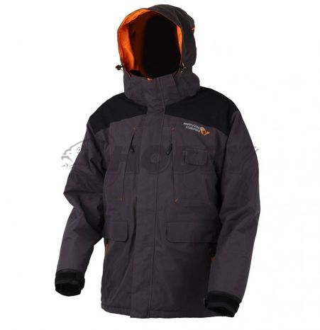 Bunda Savage Gear ProGuard Thermo Jacket Black/Grey