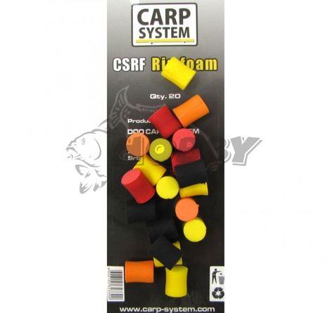 Carp System Rig Foam mix 20ks