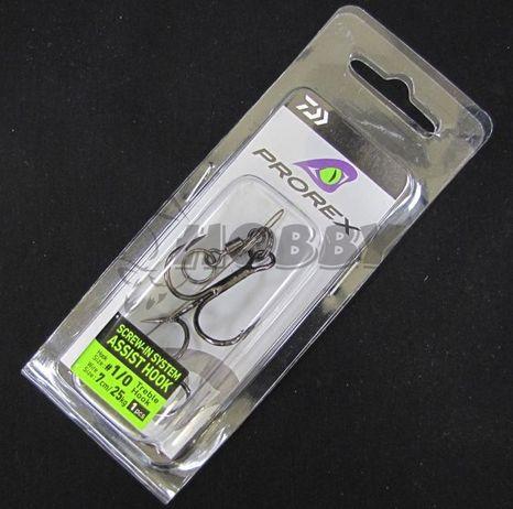 Daiwa Prorex Screw-In System veľ.1/0,7cm,25kg