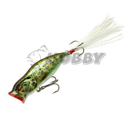 Daiwa Wobler Prorex  Mini Popper live brown trout 5,5cm 5,7g
