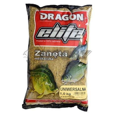 Dragon krmivo Groundbait Elite Rieka 2,5kg