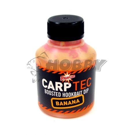 Dynamite Baits Carp Tec Boosted Hookbait Dip Banana 200ml