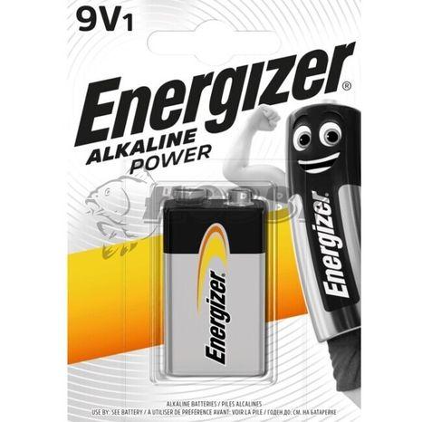 Energizer Monočlánok Base 9V/6LR61/1ks