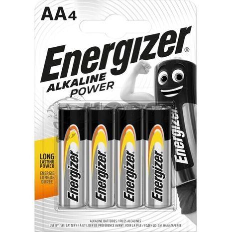 Energizer Monočlánok Base AA/LR6/4ks