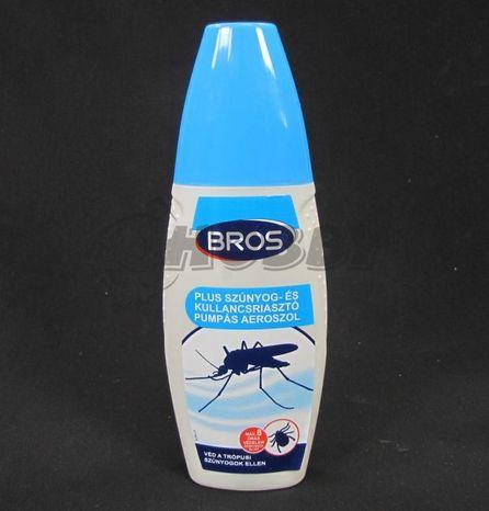 Energofish repelent na komáre a kliešte s pumpou aerosol 100ml