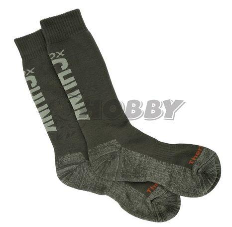 Fox Ponožky Chunk Thermolite Session Socks