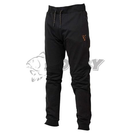 Fox Tepláky Collection Black Orange LW Jogger veľ.L
