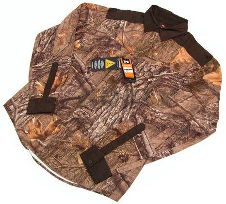 Košeľa Hillman XPR Shirt s dlhým rukávom farba Wings3D