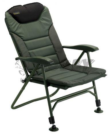 Kreslo MAD Siesta Relax Chair Alloy