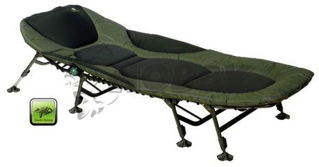 Lehátko Giants Fishing FLX Plus 8Leg Bedchair