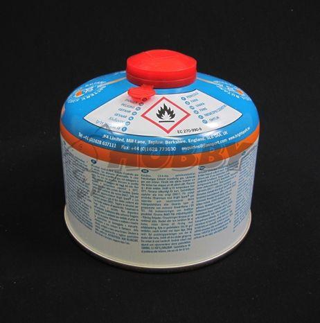 Meva Kartuš so závitom 230 g propán-bután