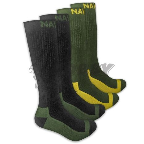 Navitas Coolmax Boot Sock Twin Pack 41-45