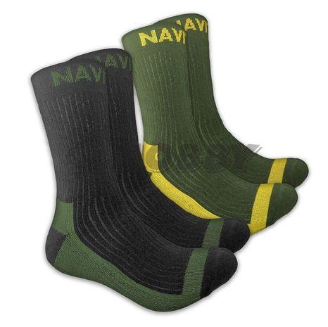 Navitas Coolmax Crew Sock Twin Pack 41-45