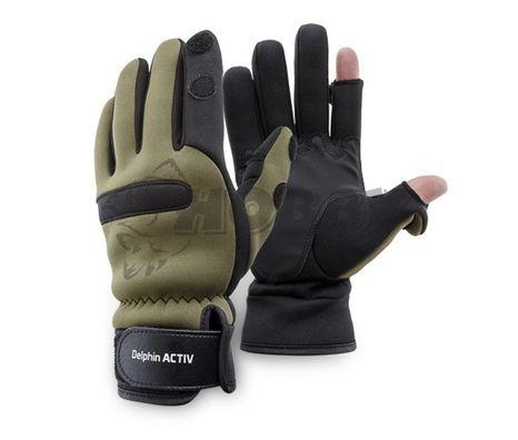 Neoprénové rukavice Delphin ACTIV veľ.L