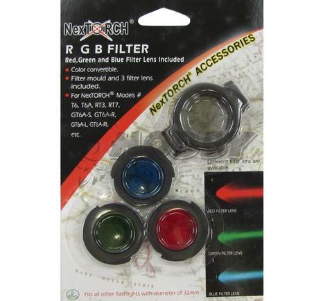 Nex Torch RGB Filter