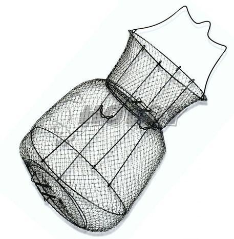 Oválna drôtenná sieť Zebco na úlovky 35x40cm