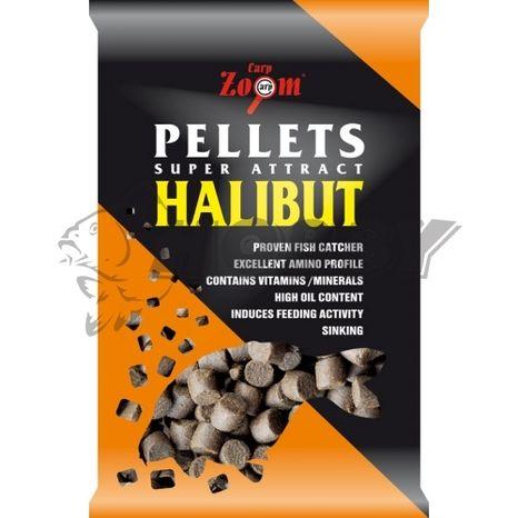Pelety Feeding Halibut Carp Zoom 20 MM 800 GR