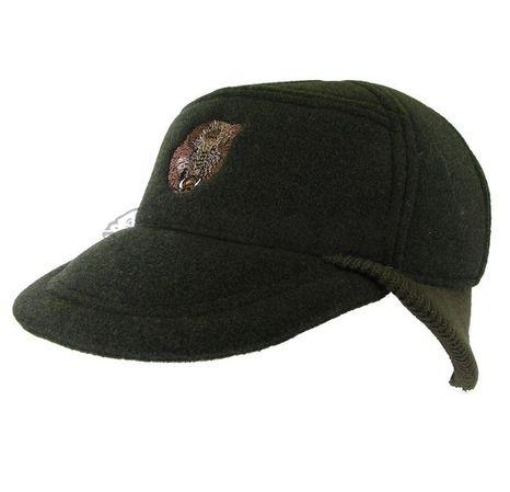 Poľovnícka čiapka Lesnik diviak - 60