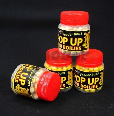 POSEIDON Method Mini Pop Up Boilies 12mm/30g Krill