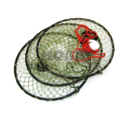 Sieť na úlovky Sittec 352032 75cm/zelená